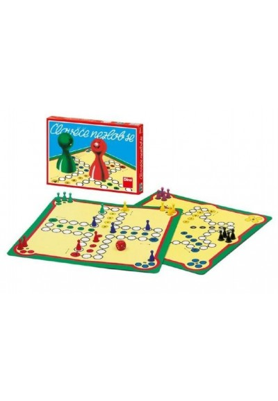 Člověče,nezlob se společenská hra v krabici 33x23x3,5cm