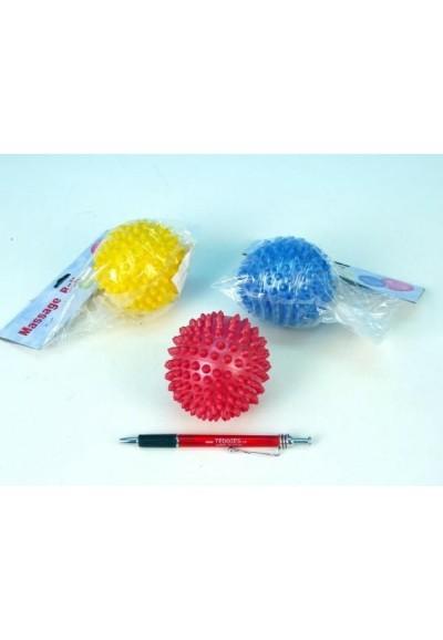 Masážní antistresový míč/míček 7cm v sáčku