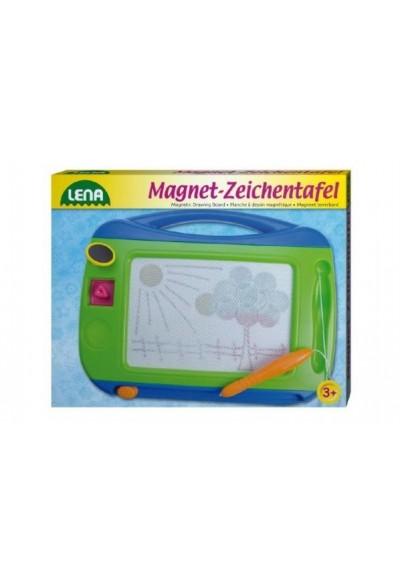 Magnetická tabulka kreslící plast 32x24cm v krabici