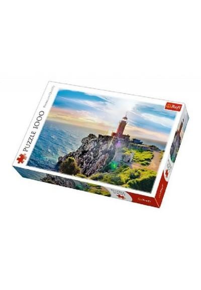 Puzzle Maják 1000 dílků v krabici 40x27x6cm