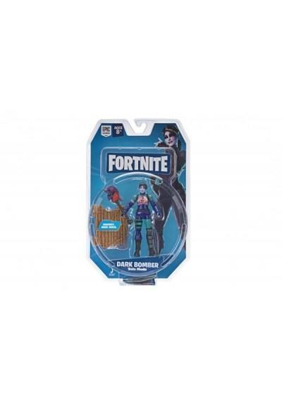 Fortnite figurka Dark Bomber plast 10cm v blistru 8+