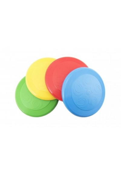 Frisbee plast 23cm 4 barvy 12m+