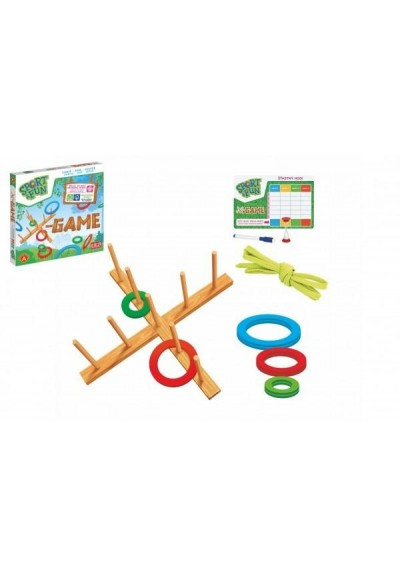 X-Game Sport&Fun házecí hra v krabici 41x40x4,5cm